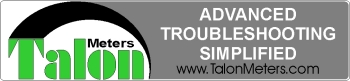 Talon Meters Logo Advanced Troubleshooting Simplified